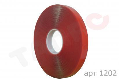 двусторонняя силиконовая лента для стекла